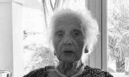 Falleció Sara Esther Gatti de Ferace