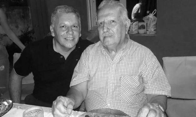 Acompañamos al Sr. Intendente Gustavo Benedetti y familia