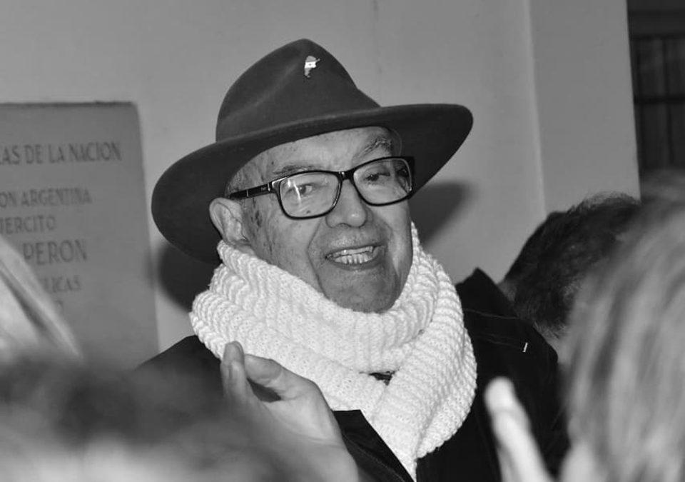 Falleció el Dr. Antonio Carrizo