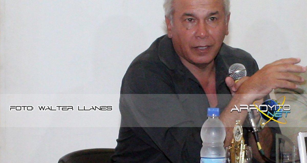Profundo pesar: falleció el profe Arnaldo Martiáñez