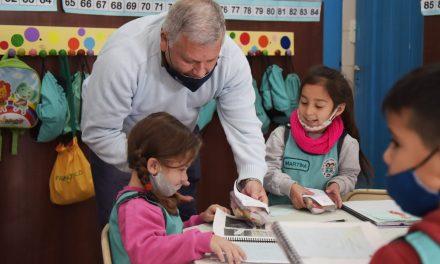 El Municipio entrega presentes a todos los niños y niñas de la ciudad y parajes