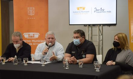 El Hospital de Arroyito consolida el servicio de traumatología con guardia pasiva, consultorio externo y cirugías para vecinos sin obra social