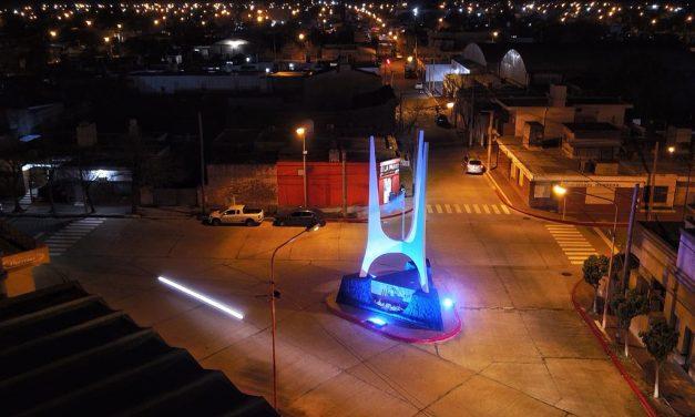 """35 años de la construcción del """"Monumento a los Orígenes"""""""