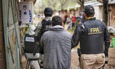 Con más de un 7.500 dosis de estupefacientes y siete detenidos, la FPA desarticuló organización que vendía cocaína de alta pureza y psicofármacos en Córdoba