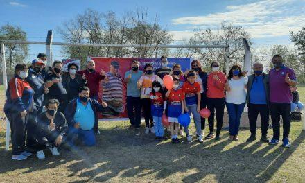 Homenajes por parte de clubes de nuestra ciudad a Fernando Jesús Videla