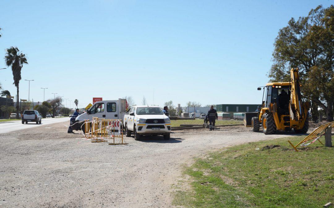 Arroyito gestiona aportes a la seguridad vial ante vialidad nacional y trenes argentinos
