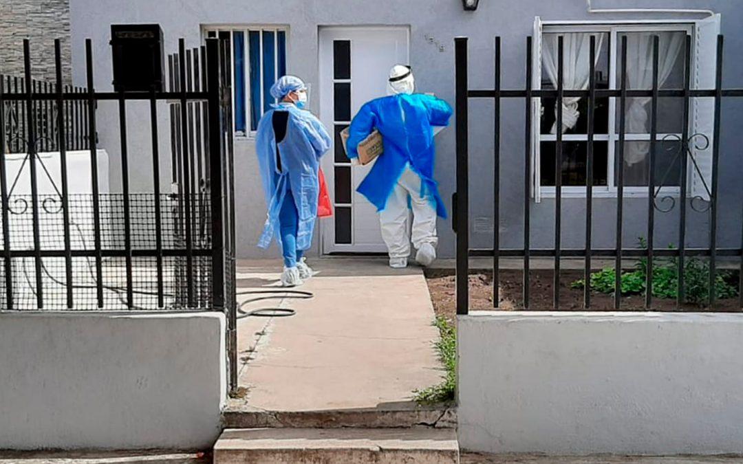 Coronavirus Delta, primer caso en Arroyito