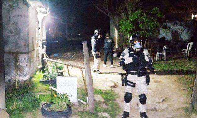 Secuestran plantas y semillas de marihuana en Camilo Aldao