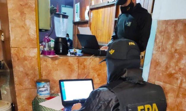 FPA detuvo a  delivery de drogas en Deán Funes