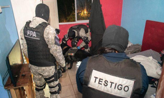 Luego de denuncias anónimas, detienen a un sujeto por comercialización de estupefacientes en Traslasierra