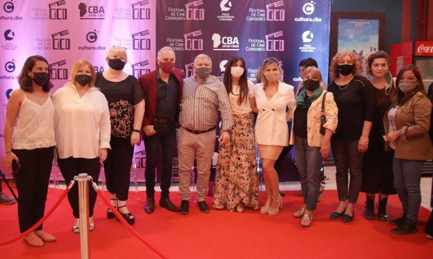 Arroyito contó con una destacada Alfombra Roja en el marco del Primer Festival de Cine Cordobés